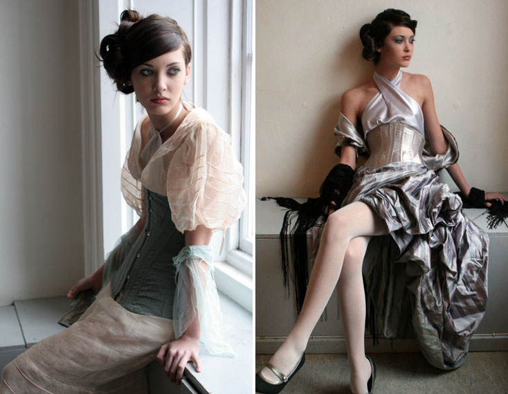 Contemporary Corsetry Masterclass with Anna Cocciadiferro