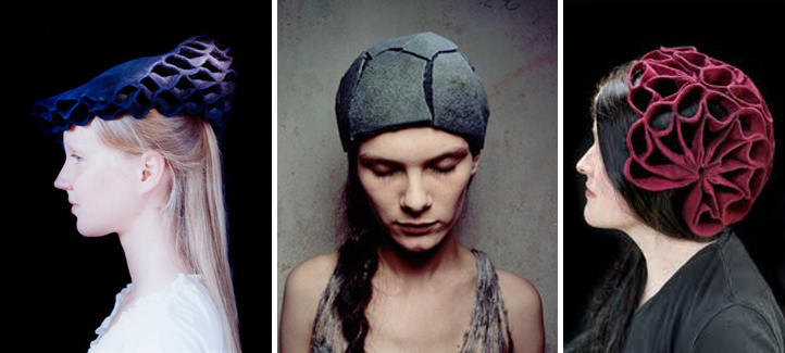Charlotte Sehmisch Under The Skin Hat Samples