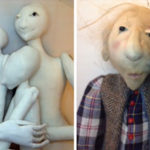 Jennie Loudon Cloth Dolls 2