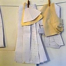 Jeanette Sendler Pattern Cutting And Sewing 2