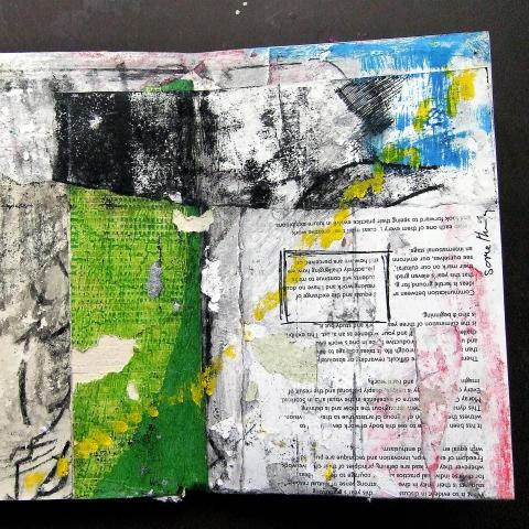Alison Mountain Sketchbook Class 2