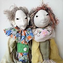 Jennie Loudon Cloth Doll-Making 1