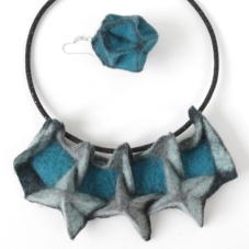 Masterclasses 2019 - Andrea Noeska Porada Faceted Jewellery