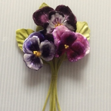 French Flower Making 3