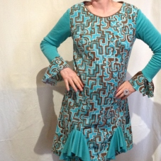 Jeanette Sendler Pattern Cutting Dresses 2